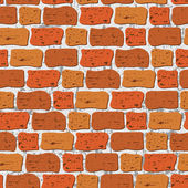 Wall seamless — Stock Vector