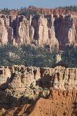 Anfiteatros de bryce canyon — Foto de Stock