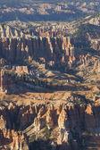 Amphitheatres of Bryce Canyon — Stock Photo