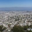 Stock Photo: San Francisco panoramic view