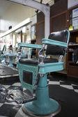 Barbershop in San Francisco — Stock Photo