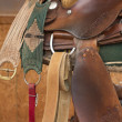 Stock Photo: Saddle