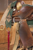 Saddle — Stock Photo