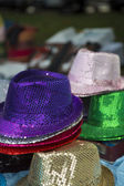 Funky hats — Stock Photo