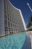 Hotel pool — Stock Photo