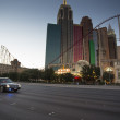 Foto Stock: Official USpresidential car in las vegas