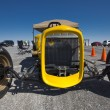 Official Salt Flats Racing Association speed car — Stockfoto #17886621
