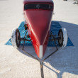 Foto de Stock  : Front view of AmericHot Rod