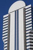 Corporate Buildings in Tokyo — Stock Photo