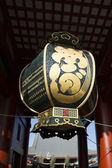 Senso-ji Tapınağı asakusa tokyo Japonya — Stok fotoğraf