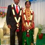 ślub w trivandrum, Indie — Zdjęcie stockowe