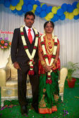 Wedding ceremony in Trivandrum, India — Stock Photo