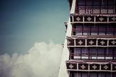 Detail of the Potala Palace, Tibet — Stock Photo