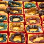 Tibetan Bracelets — Stock Photo