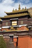 Palkhor Monastery in Tibet — Foto de Stock