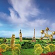 The European Garden — Stock Photo