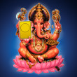 ganesh — Stock Photo #27327175