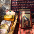 Religious Icons for sale — Foto de Stock