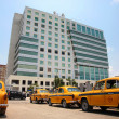 Salt Lake Kolkata high technology district — Stock Photo