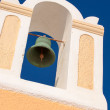 Green bronze bell of a orthodox church — ストック写真