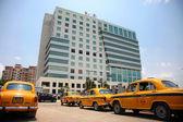 Salt Lake Kolkata high technology district — Stock Photo