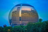 Moderne gebouwen in hangzhou — Stockfoto