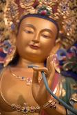 заделывают будды в ханчжоу — Стоковое фото
