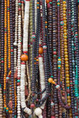 Prayer chains in a local shop — Stock Photo