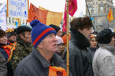 The Orange Revolution — Stock Photo