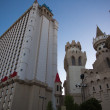 The Excalibur Casino Hotel — Stock Photo