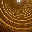Stock Photo: Interior view of Jin Mao Tower in Shanghai