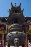 The Jade Temple in Shanghai — Stock Photo