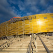 Arena Football Stadium in Gdansk, Poland — Stock Photo