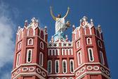 St.Josephas Metropolitan Cathedral, Palayam, Trivandrum — Stock fotografie