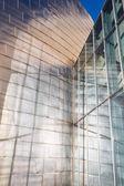 музей гуггенхайма в бильбао — Стоковое фото