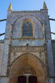 L'église de santa maria à lekeitio — Photo