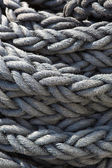 Marine rope background — Stock Photo