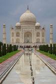 Taj Mahal, Agra, Uttar Pradesh, India — Stock Photo