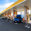 Gas station — Stock Photo #16763939