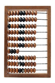Old school abacus — Stock Photo