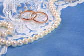 Wedding invitation — Stock Photo