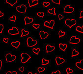 Heart background — Foto Stock