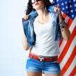 American beauty — Stock Photo #16824789