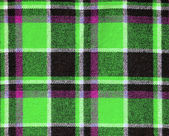 Fabric Texture plaid as a background — Stock Photo
