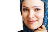 阿拉伯女人 — 图库照片