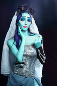 Corpse bride — Stock Photo