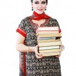 Indian college student — Stock Photo #40221341