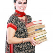 Indian college student — Stock Photo #40221557