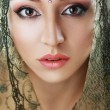 Indian beauty face — Stock Photo #45826471