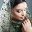 Indian beauty face — Stock Photo #45827665